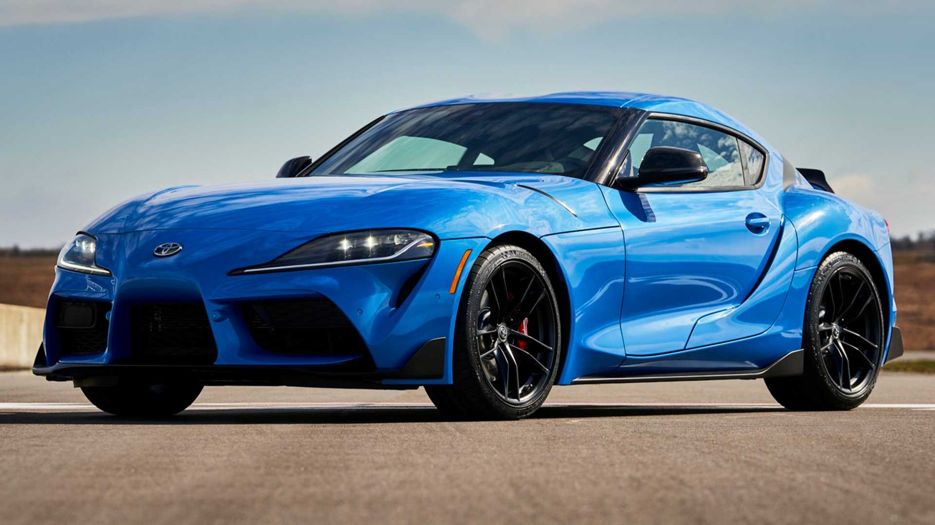 2021 Toyota Supra Dyno Pull Suggests Car Has Way More Than